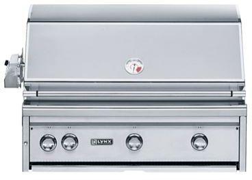 """Lynx Professional Series 36"""" Built In Grill-L36PSR-2LP"""