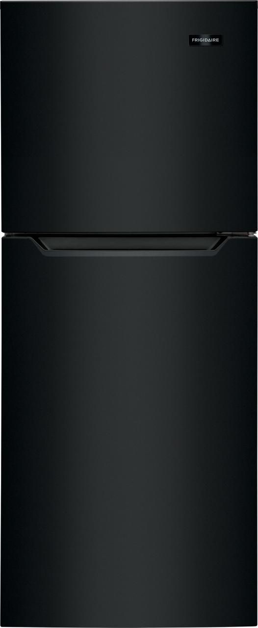 Frigidaire® 10.1 Cu. Ft. Black Top Freezer Refrigerator-FFET1022UB