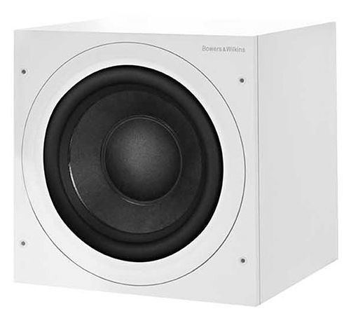 Bowers & Wilkins ASW608 Matte White Subwoofer-ASW608-WH