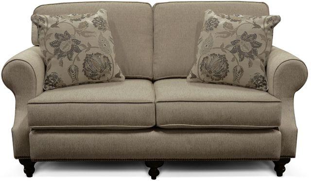England Furniture® Layla Loveseat with Nailhead Trim-5M06N