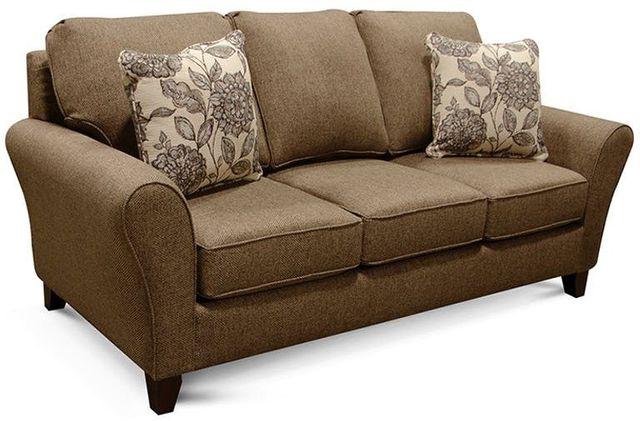 England Furniture® Paxton Dark Brown Sofa-3B05