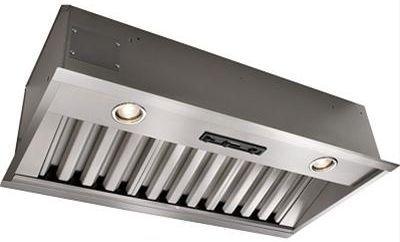 """Best Manto 45"""" Built In Range Hood-Stainless Steel-PIK45"""