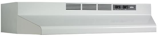"""Broan® 24"""" Convertible Under The Cabinet Hood-White-F402401"""