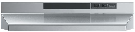 """Broan® 24"""" Convertible Under The Cabinet-Stainless Steel-F402404"""
