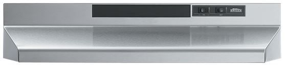 """Broan® 30"""" Convertible Under The Cabinet Hood-Stainless Steel-F403004"""