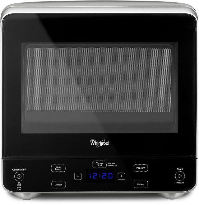 Whirlpool® Countertop Microwave Oven-Silver-WMC20005YD