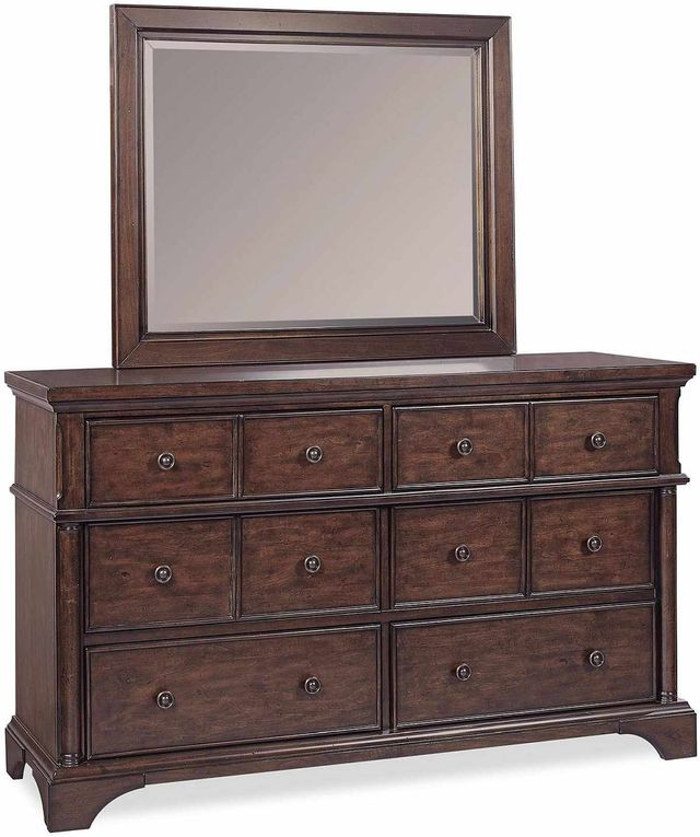 Aspenhome® Bancroft Java Dresser-I08-453