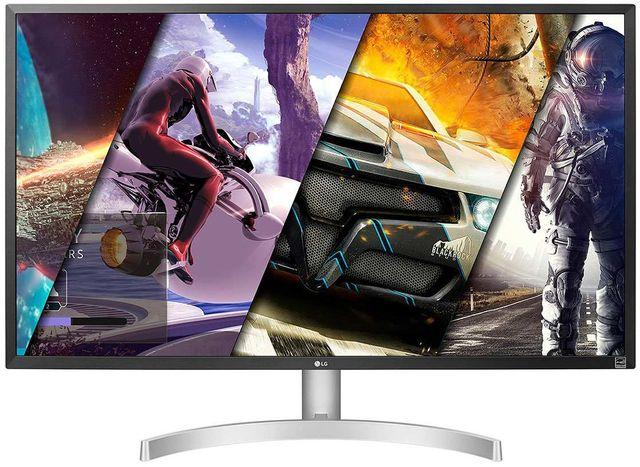 "LG 32"" 4K UHD IPS LED Monitor-32UL500-W"