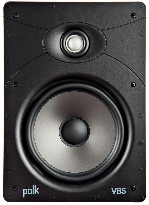 """Polk Audio® Vanishing V Series High-Performance 8"""" In-Wall Speaker-AW4085"""