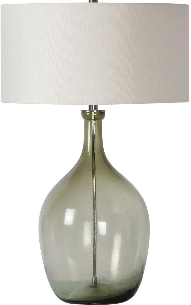 Renwil® Rida Taupe Green Table Lamp-LPT1120