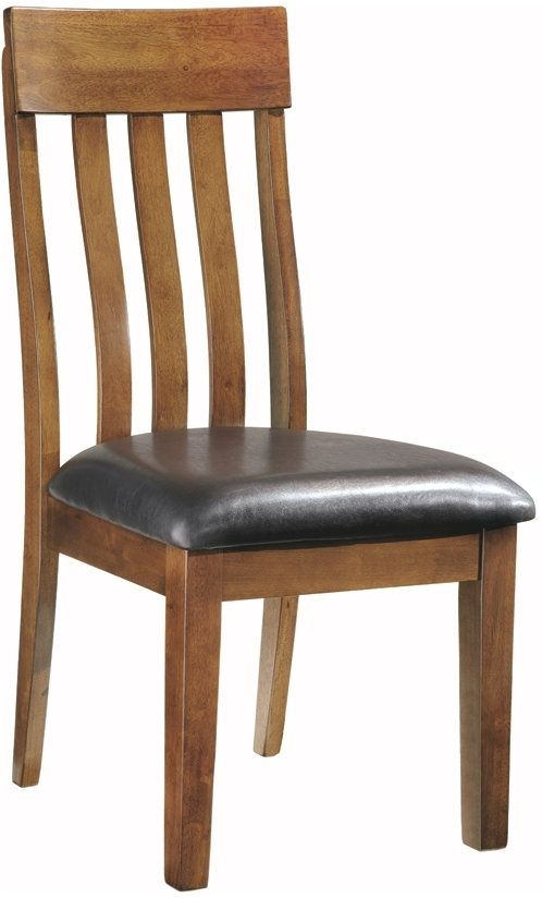 Signature Design by Ashley® Ralene Medium Brown Dining Upholstered Side Chair-D594-01