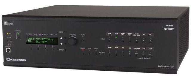 Crestron® 3-Series® DigitalMedia™ Presentation System 300-DMPS3-300-C-AEC
