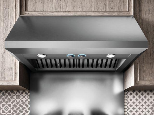 Hotte de cuisinière murale Elica® de 42 po - Acier inoxydable-ECL142S4