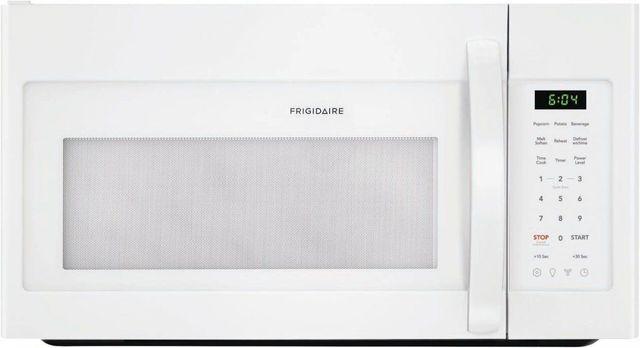 Frigidaire® 1.8 Cu. Ft. White Over-The-Range Microwave-FFMV1846VW