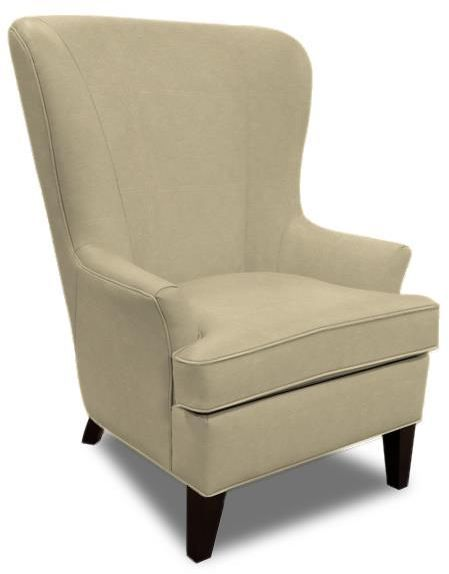 England Furniture® Luther Leather Chair-4534AL