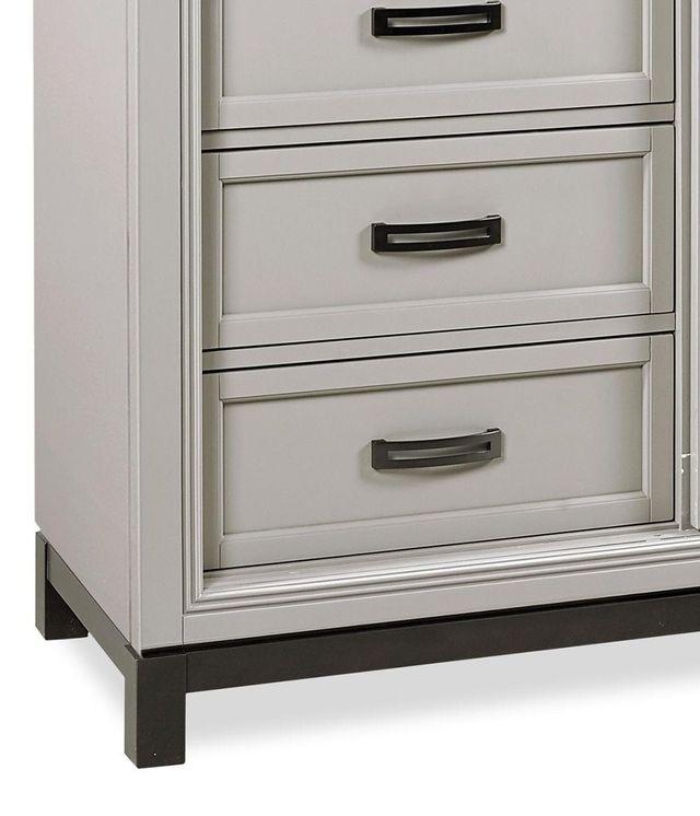 Aspenhome™ Hyde Park Gray Paint Chest-I32-456