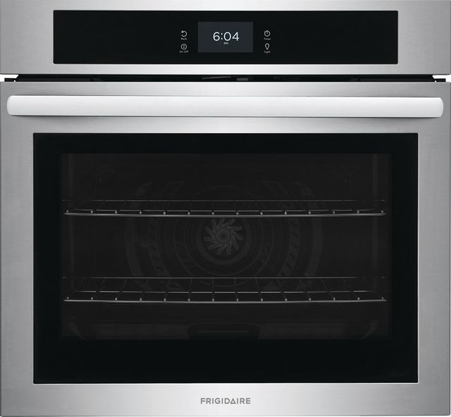 """Frigidaire® 30"""" Stainless Steel Single Electric Wall Oven-FCWS3027AS"""