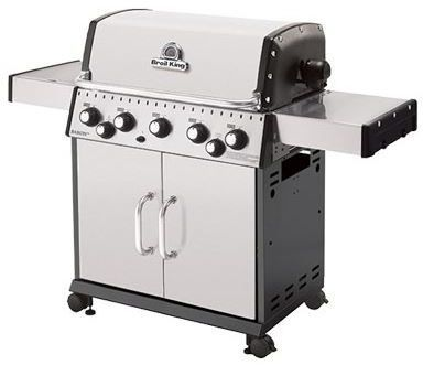 """Broil King® Baron 590 S 24"""" Stainless Steel Free Standing Grill-923587"""