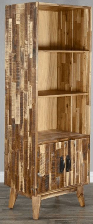 Sunny Designs Rustic Acacia Side Pier-3625RA-P