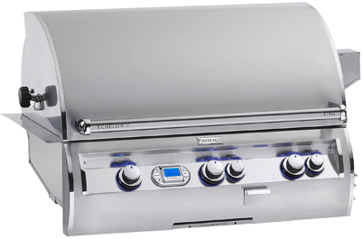 Fire Magic® Echelon Diamond Collection Built In Grill-Stainless Steel-E790i-4E1N