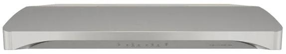 Hotte de cuisinière sous-armoire Venmar® de 30 po - Acier inoxydable-VCQLA130SS