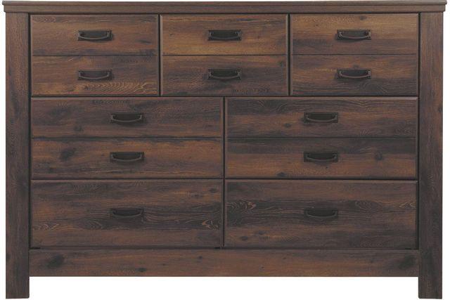 Signature Design by Ashley® Quinden Dark Brown Dresser-B246-31