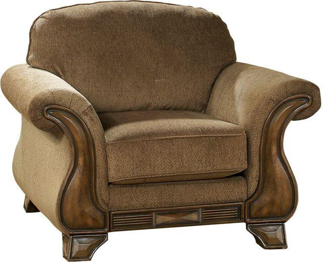 Signature Design by Ashley® Montgomery Mocha Chair-3830020