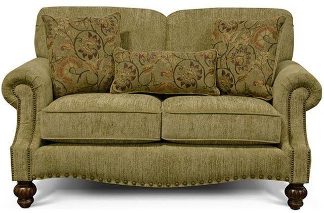 England Furniture® Benwood Loveseat-4356