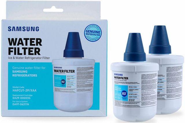 Samsung Refrigerator Water Filter-HAF-CU1-2P