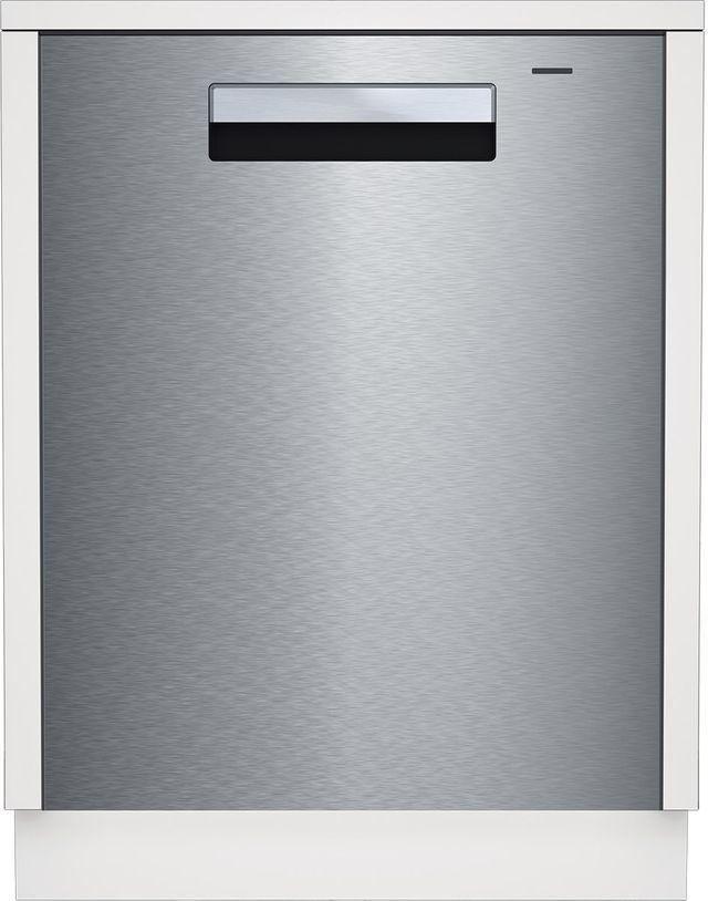 "Beko 24"" Fingerprint Free Stainless Steel Built In Dishwasher-DDT39432XIH"