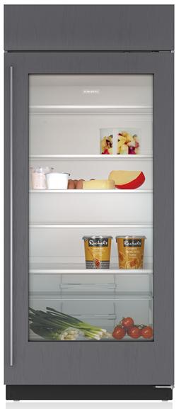 Sub-Zero® 23.3 Cu. Ft. Built In Refrigerator-BI-36RG/O-LH