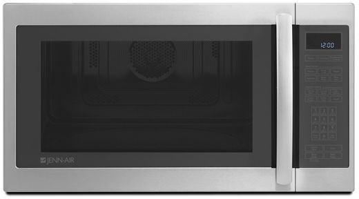 JennAir® 1.5 cu. ft.  Built-In or Countertop Microwave Oven with Convection-Stainless Steel-JMC1150WS