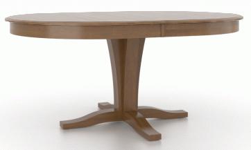 Table à manger ovale Gourmet Canadel®-TOV04868-VR