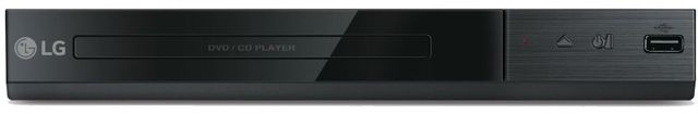 LG DVD Player-DP132H