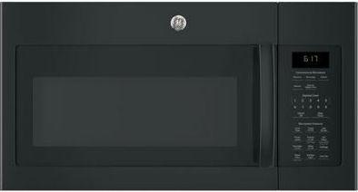 GE® Series Over-The-Range Microwave Oven-Black-JVM6172DKBB