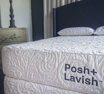 Posh+Lavish™ Reveal Plush Full Mattress-MATRVL-46-011