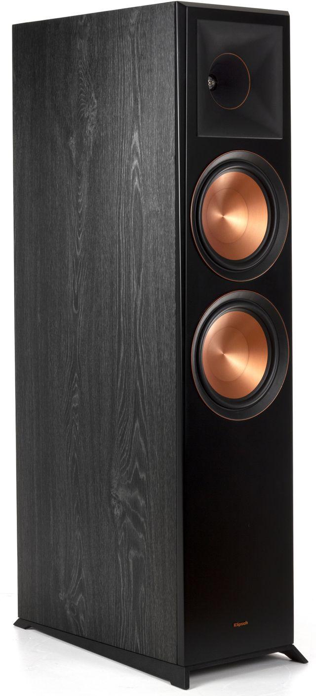 Klipsch® Reference Premiere Ebony RP-8060FA Floorstanding Speaker-1065792