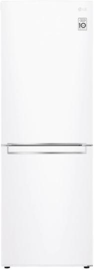 Réfrigérateur à congélateur inférieur à profondeur de comptoir de 24 po LG® de 10,8 pi³ - Blanc-LRDNC1004W