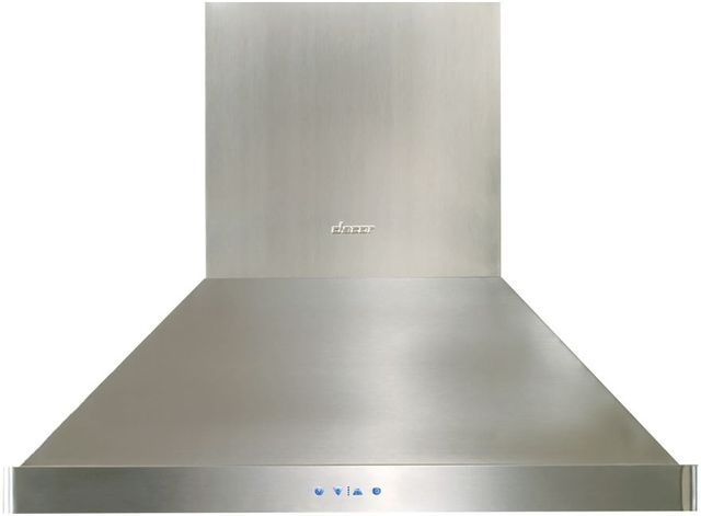 """Dacor® Professional 36"""" Island Ceiling Mounted Hood-Stainless Steel-DHI361"""