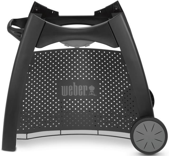 Weber® Q™ Black Grill Cart-6525