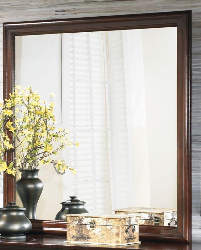 Signature Design by Ashley® Alisdair Dark Brown Bedroom Mirror-B376-36