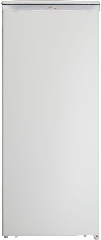 Danby® Designer 10.1 Cu. Ft. White Upright Freezer-DUFM101A2WDD