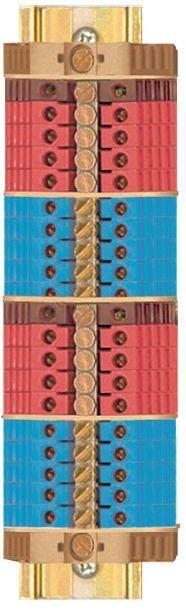 Crestron® Terminal Block-CLTI-2DIMU8