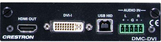 Crestron® DVI/VGA Input Card-DMC-DVI