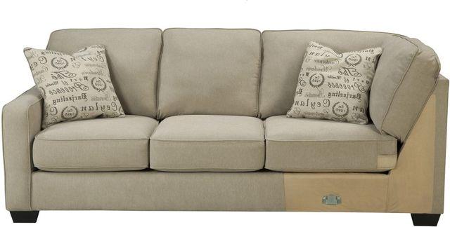 Signature Design by Ashley® Alenya Quartz Left Arm Facing Sofa-1660066