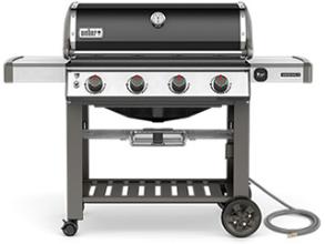 Weber® Genesis® II SE-410™ Free Standing Grill-Black-67010201