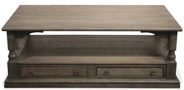 Riverside Furniture Juniper Rectangular Coffee Table-44401