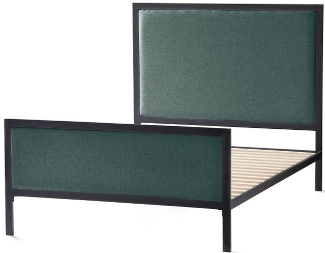 Malouf® Sleep Designer Clarke Spruce Queen Panel Bed-STQQSPCLRKUB