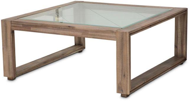 Michael Amini® Hudson Ferry Rectangular Cocktail Table-KI-HUDF201-216