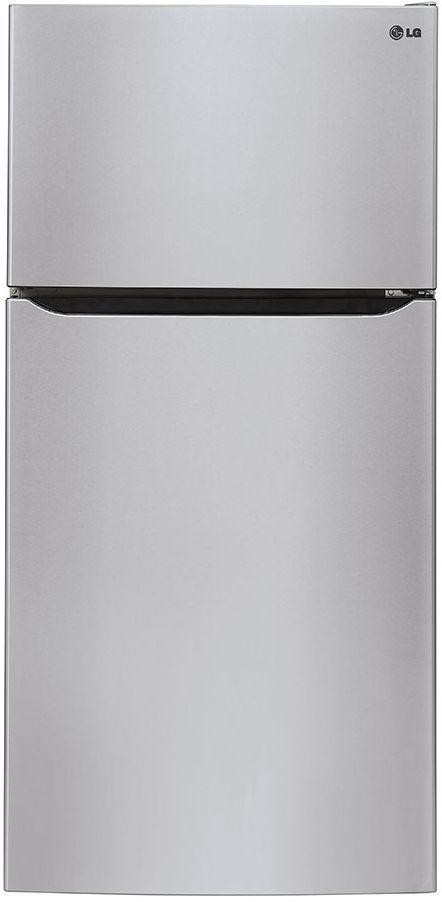 LG 23.8 Cu. Ft. Stainless Steel Top Freezer Refrigerator-LTWS24223S